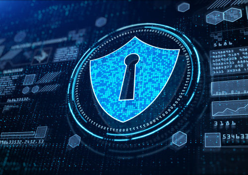 shield-icon-cyber-security-hi-tech-digital-display-holographic-information-digital-cyberspace-technology-digital-data-connection-future-background-concept_24070-1012